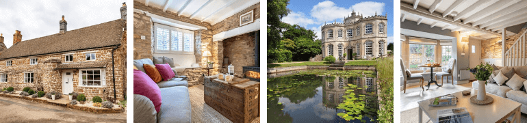 Accommodation in the Cotswolds