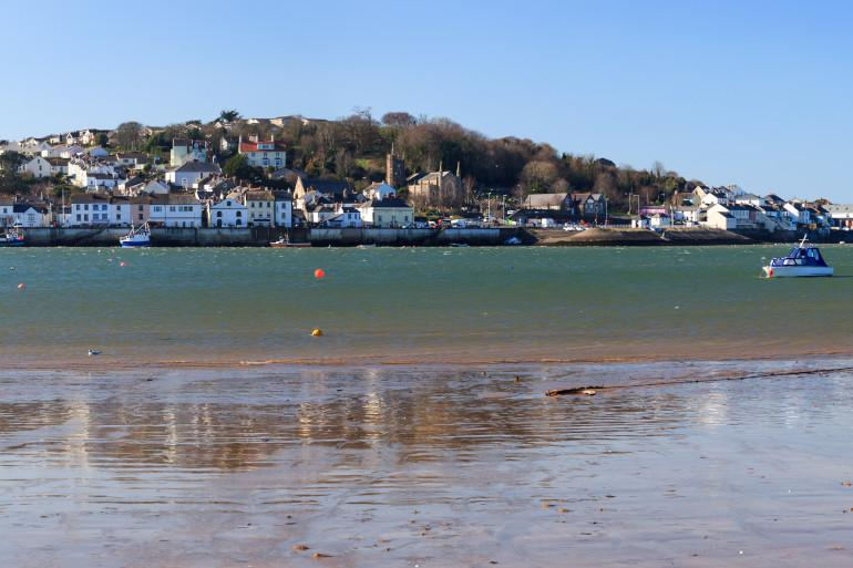 A view of Appledore from Instow