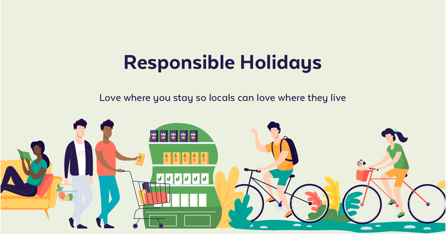 Responsible holidays