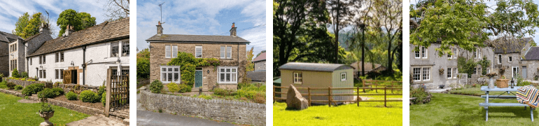 Holiday cottages in the Peak District