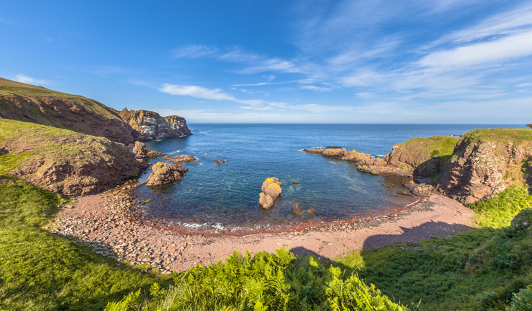 Berwickshire Coastal Path