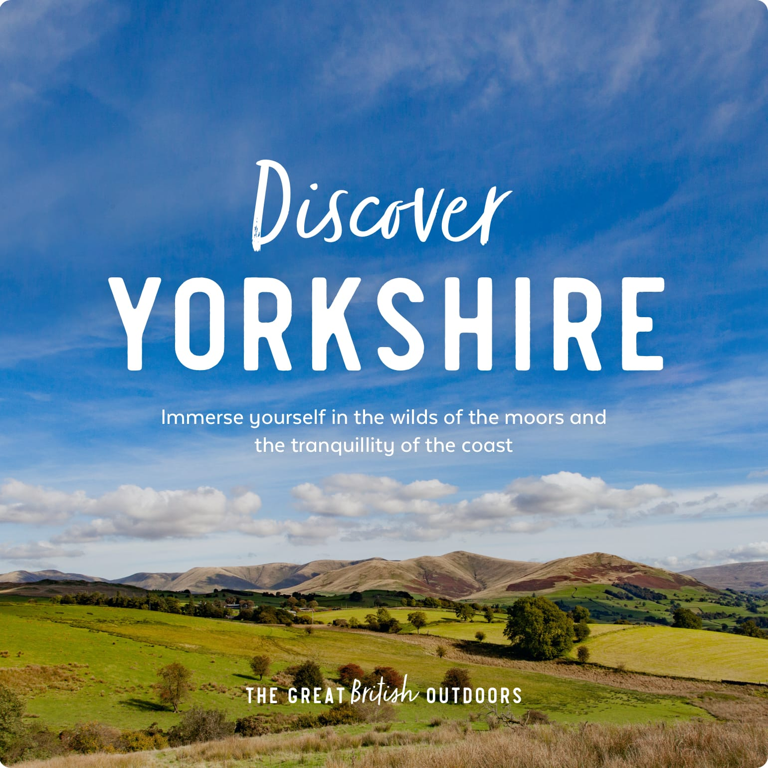 Discover Yorkshire