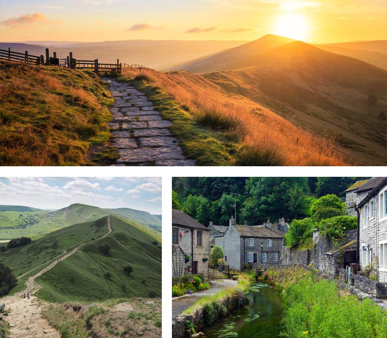 Castleton – Mam Tor – The Great Ridge walk