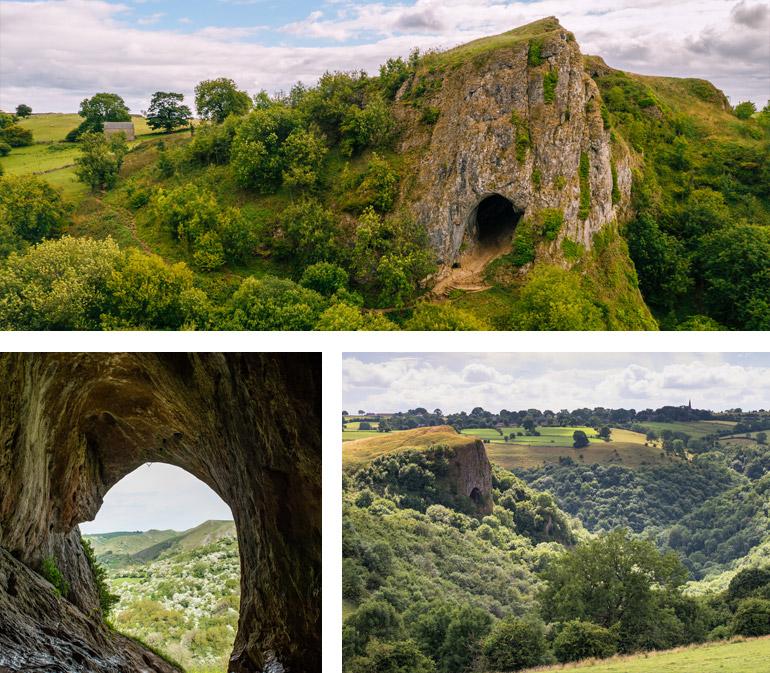 Wetton – Thor's Cave – Manifold Valley walk