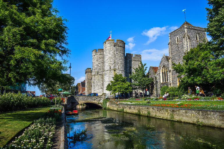 10 places to stay in Kent