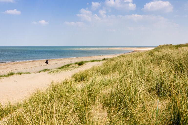 Norfolk coastal walks