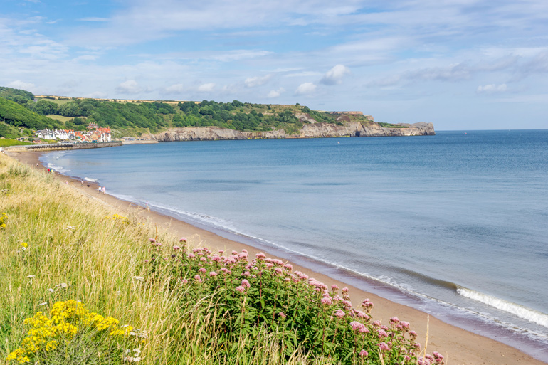Coastal walks in Yorkshire