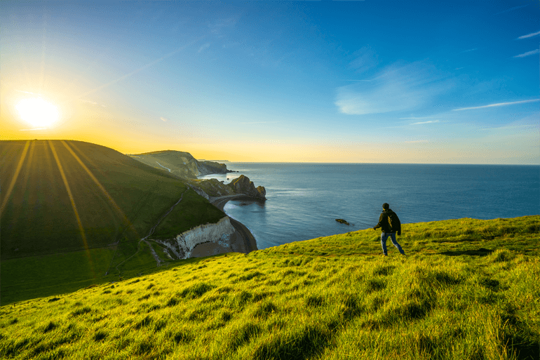 Dorset coastal walks