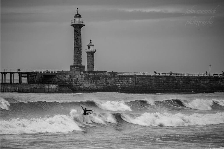 Whitby surf