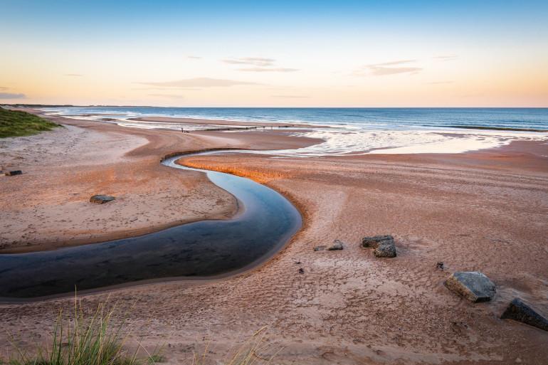Druridge Bay - Dog friendly beaches in Northumberland
