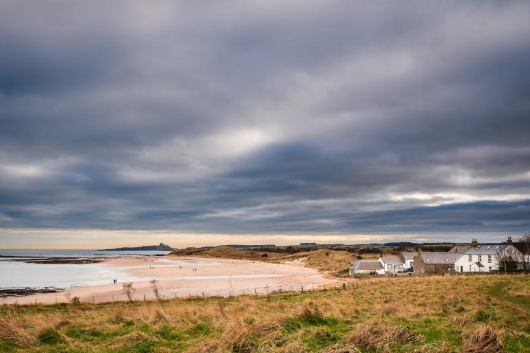 Newton Haven - Dog friendly beaches in Northumberland