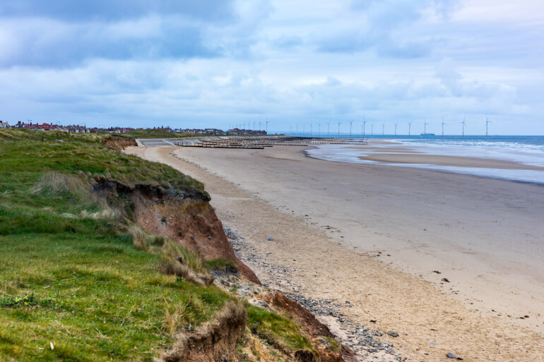 Marske Sands  Best dog-friendly Yorkshire beaches