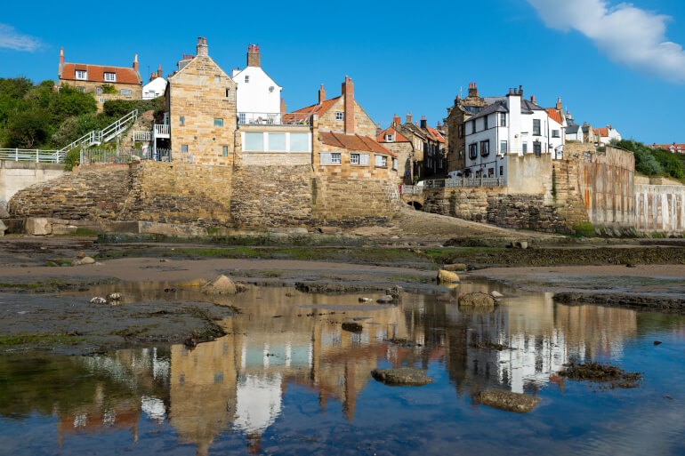 Robin Hood's Bay - Best dog-friendly Yorkshire beaches