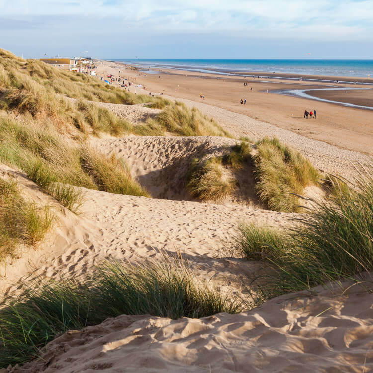 Camber Sands - Sussex