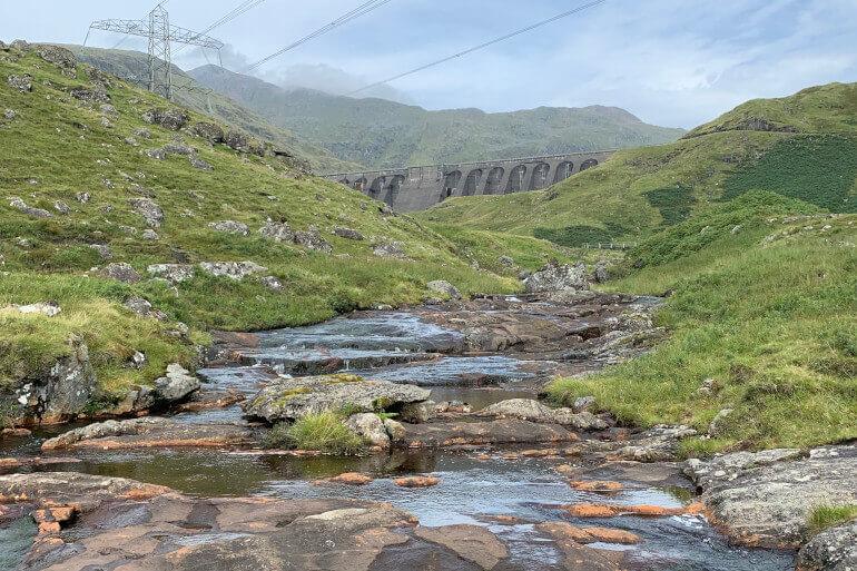 Cruachan Hollow Mountain
