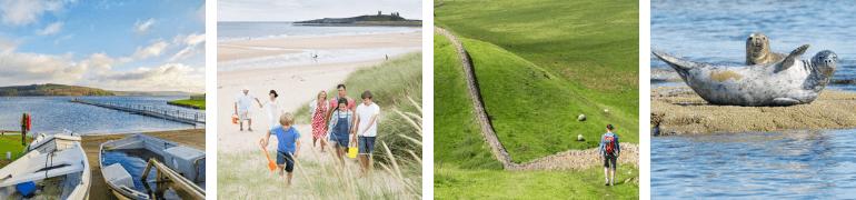 Activities in Northumberland