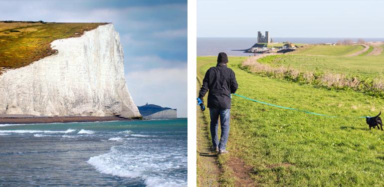English Coast Path - Kent