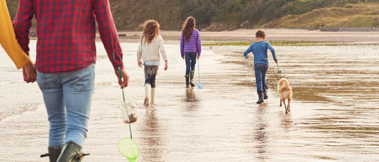 The top dog-friendly beaches in North Devon