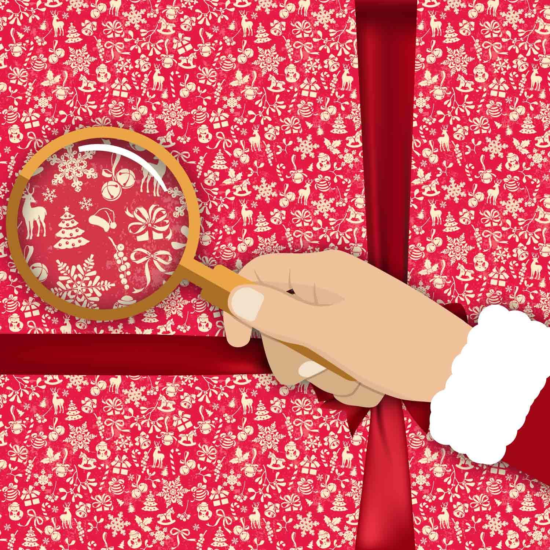 Christmas brainteaser answer