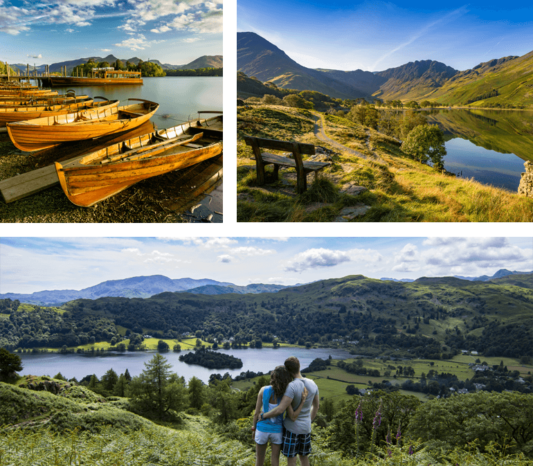honeymoon in the Lake District
