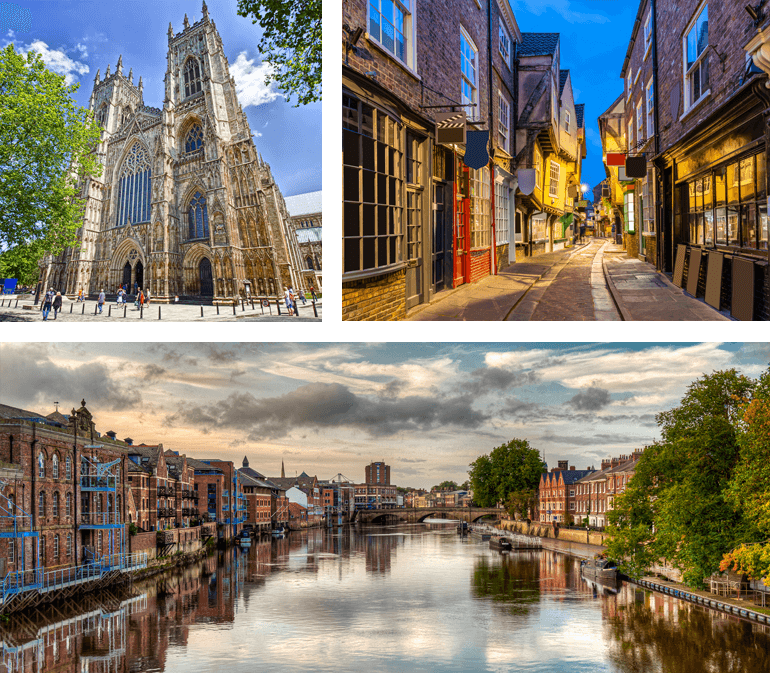 honeymoons in York