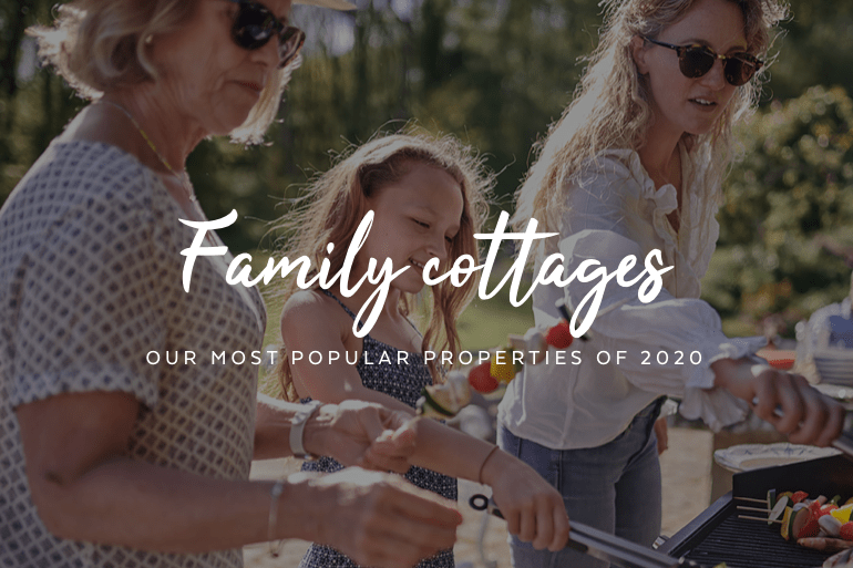 Our top family-friendly cottages of 2020