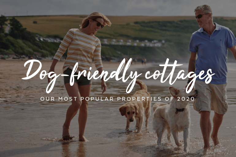 Top dog-friendly cottages