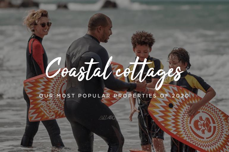 Top coastal cottages