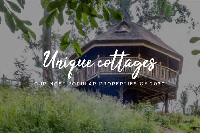 Top unique cottages