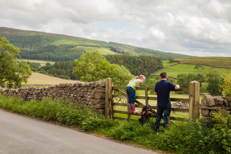 Days out with kids in Yorkshire