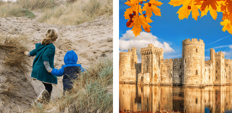 Days out with kids in Kent and Sussex