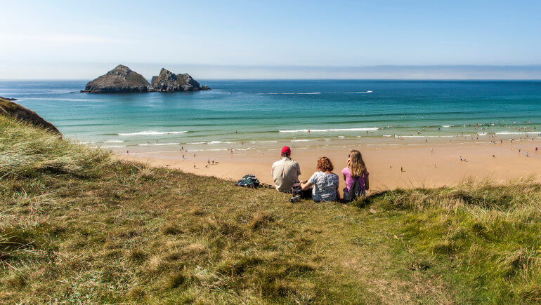 Days out with kids in Cornwall
