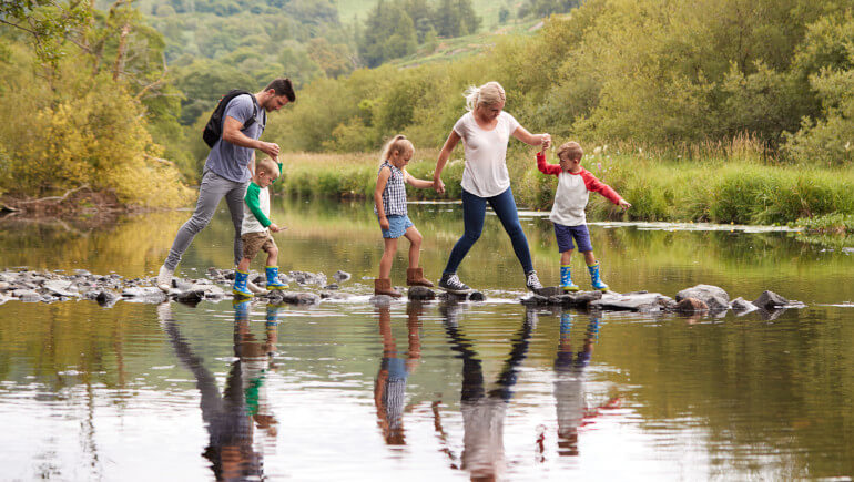 Days out with kids in the Lake District