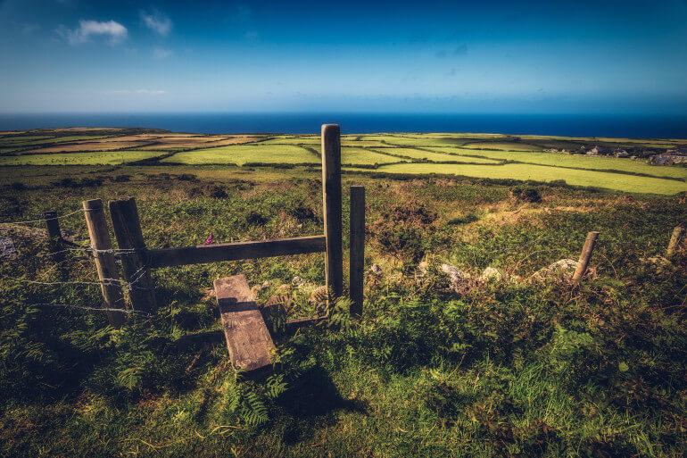 St Ives to Zennor walk