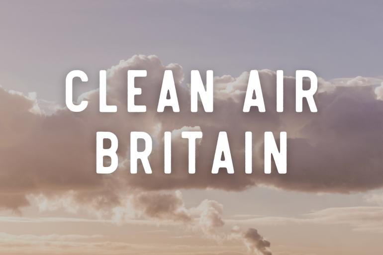 Clean air Britain