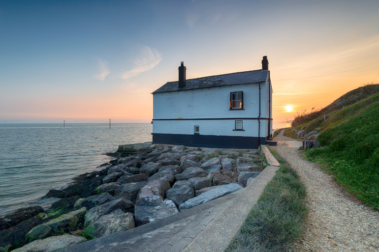 Lepe Country Park and Beach