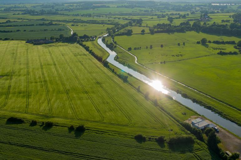 Royal Military Canal, near Hythe
