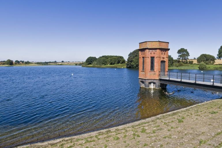 Sywell Reservoir, Northants