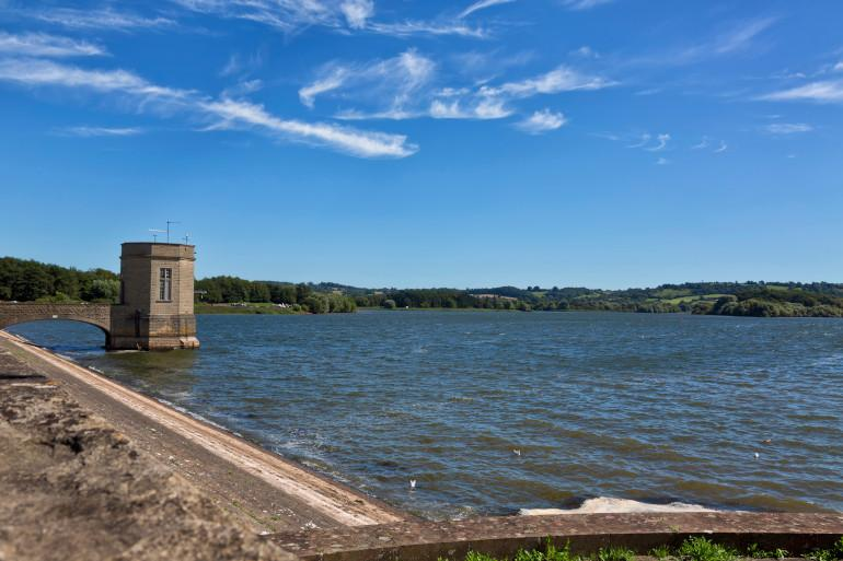 Chew Reservoir, Somerset