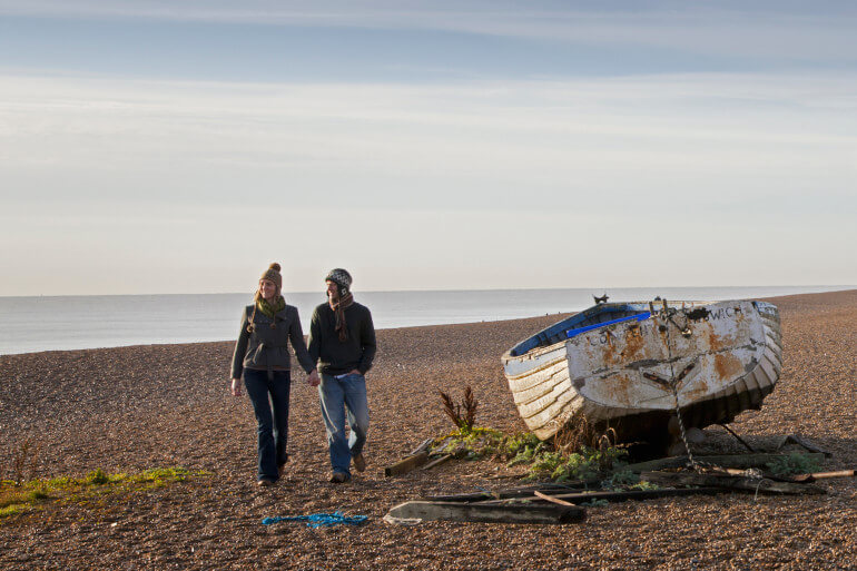 Aldeburgh to Thorpeness Coastal Walk