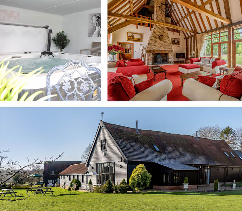 The Holiday Barn, Needham Market | sleeps 22 and 2 dogs