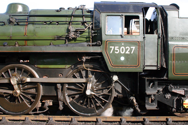 Bluebell Railway - rainy day attractions in Sussex