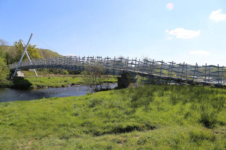 Machynlleth and River Dyfi Walk