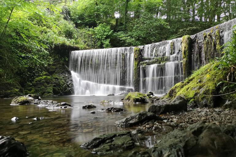 Lake District waterfalls