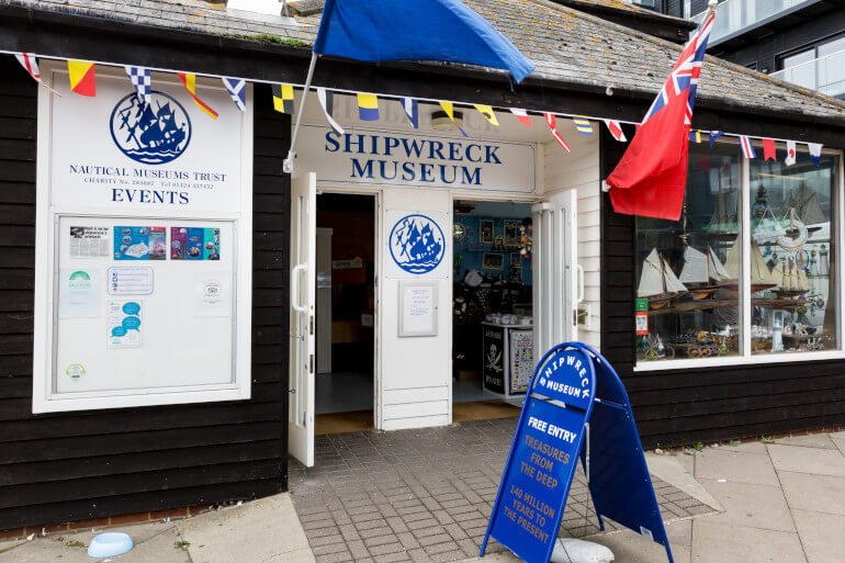 Then find out about the local maritime trade at the Fishermen's Museum