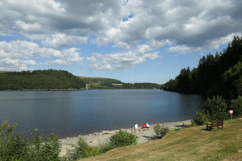 Lake Vyrnwy (Llyn Efyrnwy)
