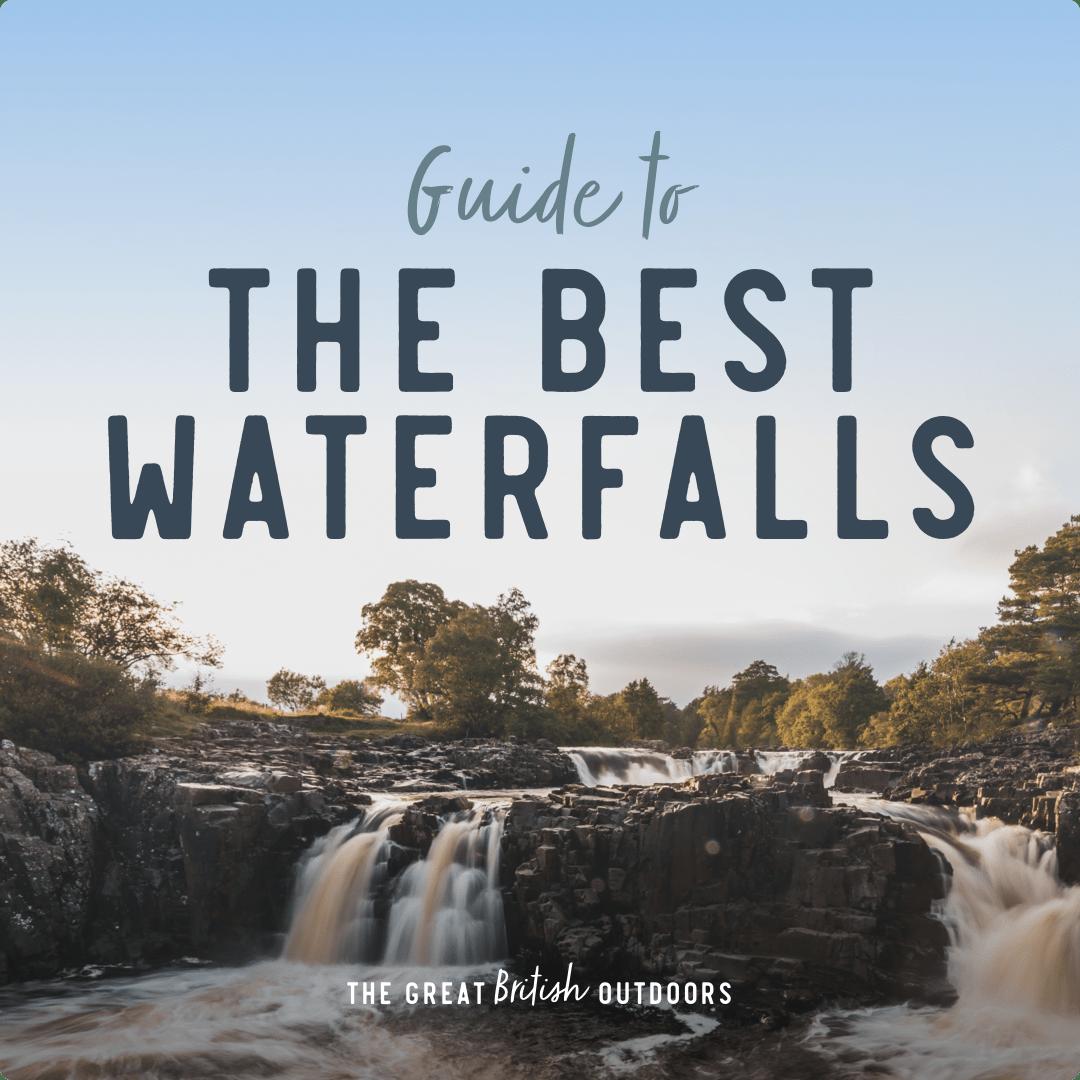 Great British waterfalls