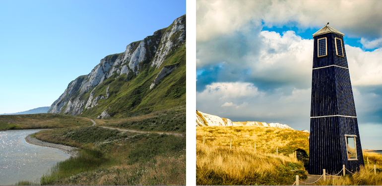 Discover Samphire Hoe Country Park, Dover