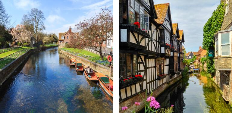 Canterbury History River Tours