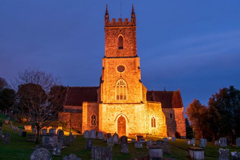 St Leonard's Church Ossuary, Hythe